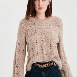 NWT AMERICAN EAGLE Cropped Sweater-XS